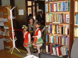 150 години библиотека Родина