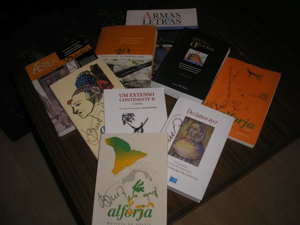 Антологии и списания в испаноезичния свят